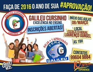 Galileu Cursinho