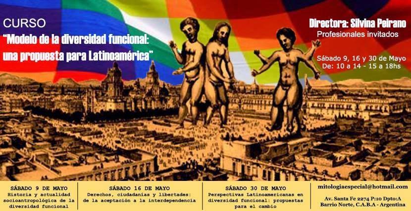 """CURSO: """"Modelo de la diversidad funcional : una propuesta para Latinoamérica"""""""