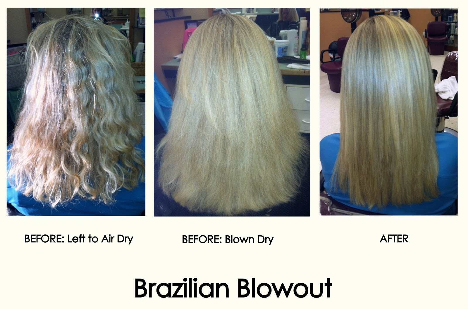jahjong brazilian blowout before and after photos
