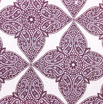 Photo papier peint et appartement style indien sur Deco  - Papier Peint Motif Indien