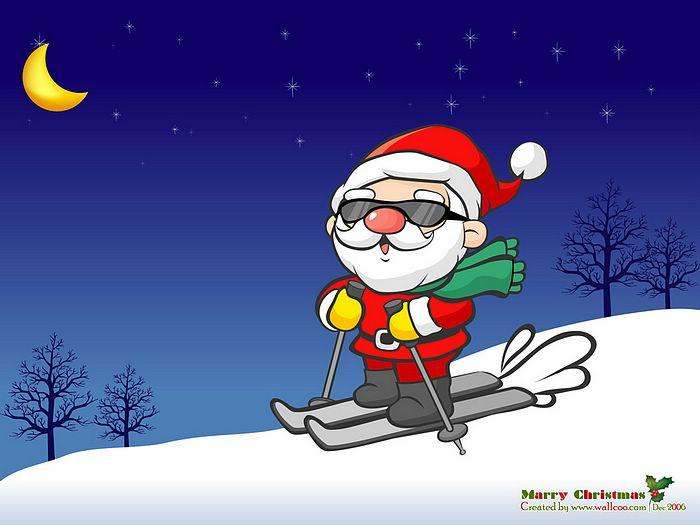 Santa Claus  Funny