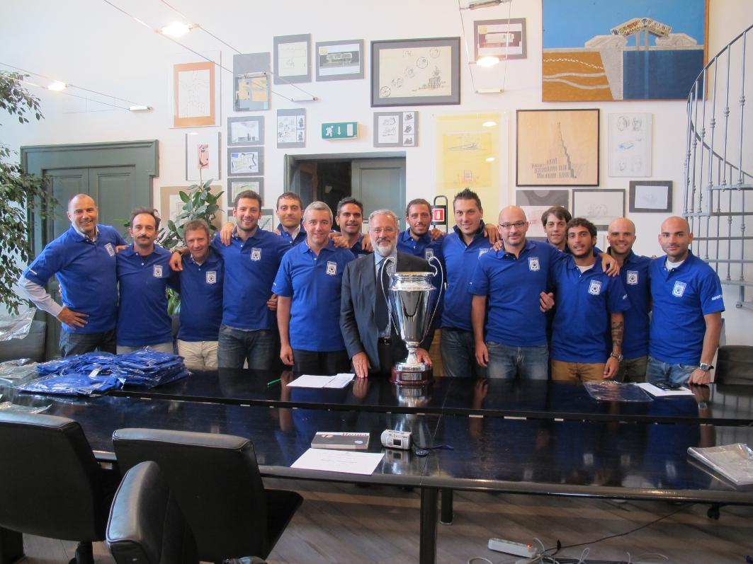 Architetti roma calcio premiazione all 39 ordine degli for Roma ordine architetti