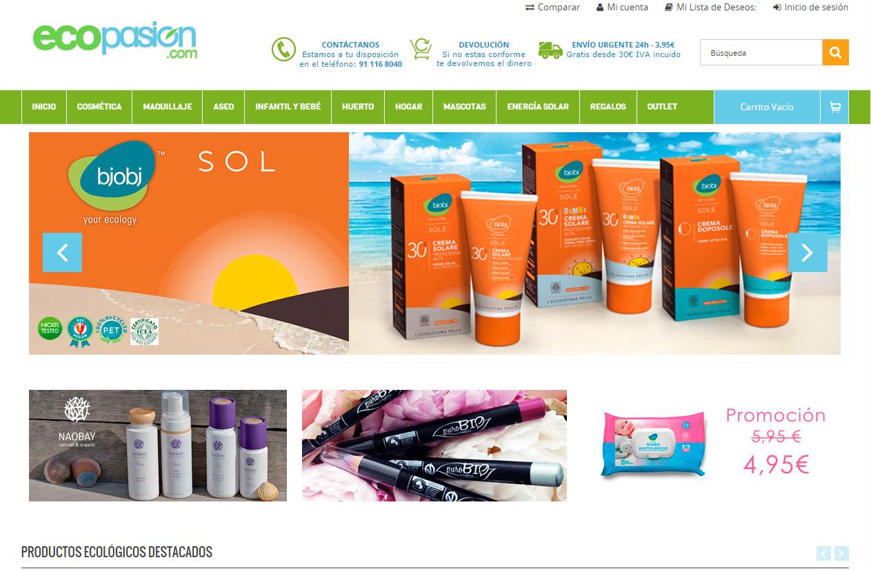 Las cosas de dama blog de cosm tica belleza y estilo de - Luz de vida productos ecologicos ...