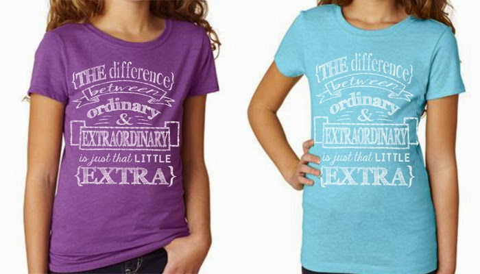 Extraordinary Youth Girl's T-shirt