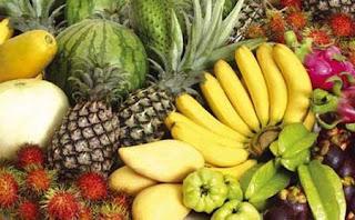 manfaat buah-buahan untuk kecantikan alami width=