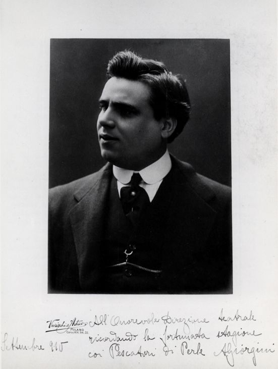 GREAT ITALIAN TENOR ARISTODEMO GIORGINI (1879 – 1937) VOLUME II