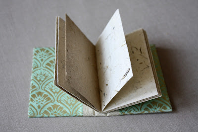 Thistle Farms paper handmade book Nashville