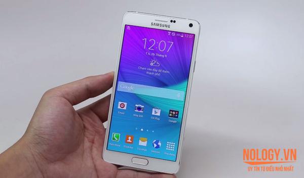 Samsung Galaxy Note 4 Docomo