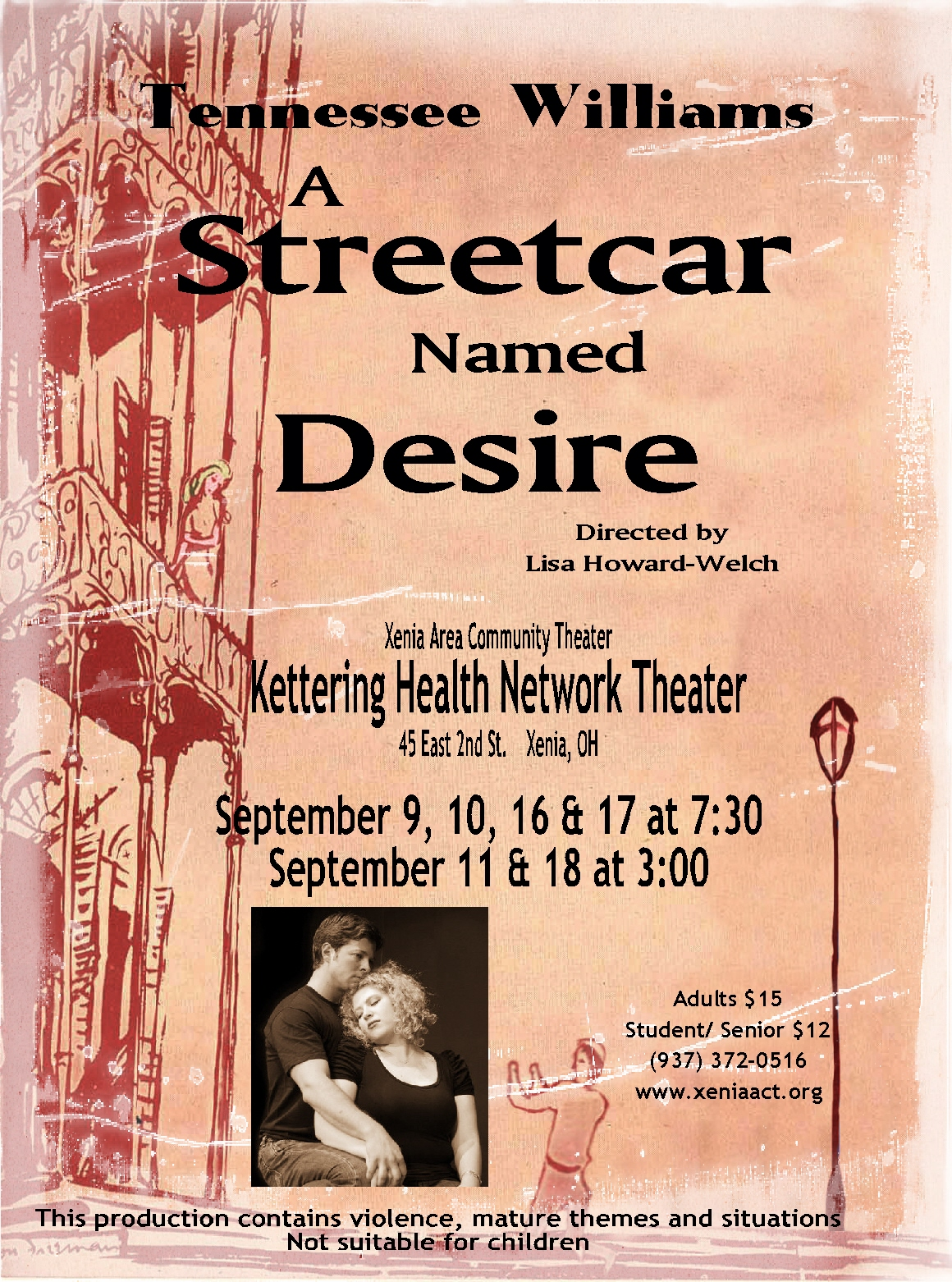 violence in a streetcar named desire Litcharts assigns a color and icon to each theme in a streetcar named desire, which you can use to track the themes throughout the work sexual desire many critics believe that williams invented the idea of desire for the 20th century.