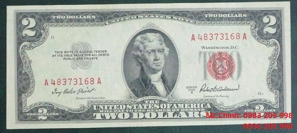 2 USD 1953