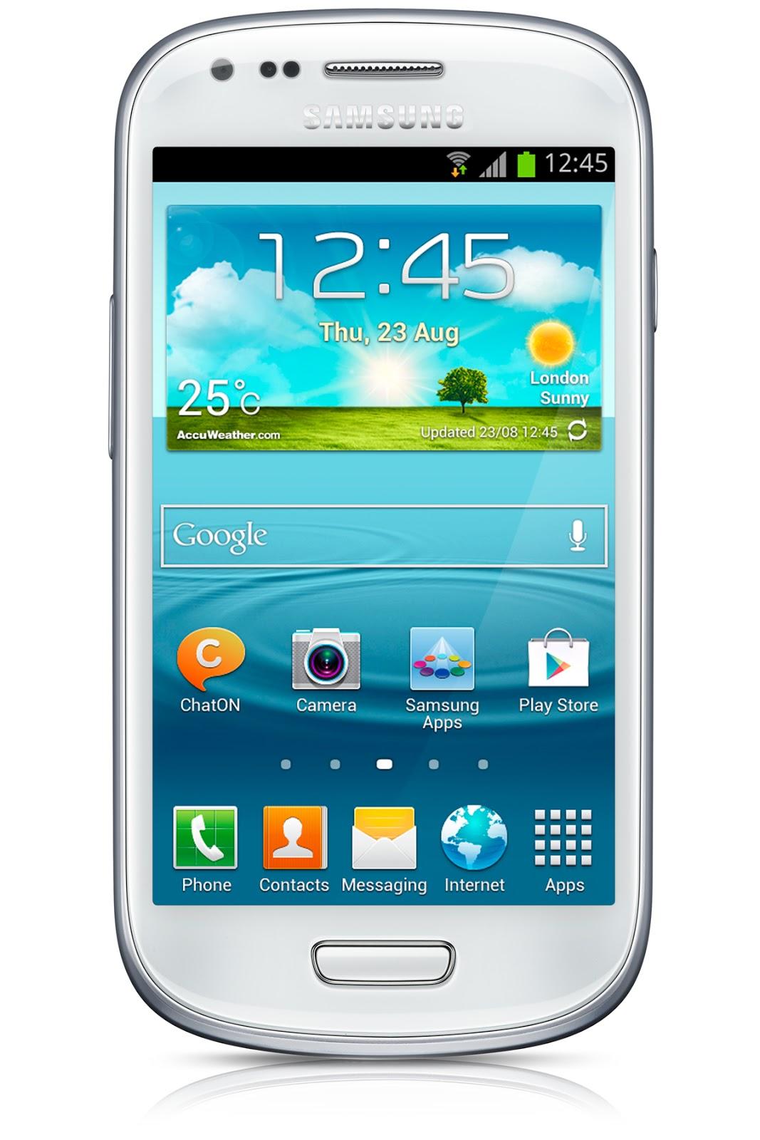 Trucos para el Samsung Galaxy S3 mini i8190