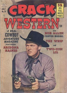 Crack Western 73 cover