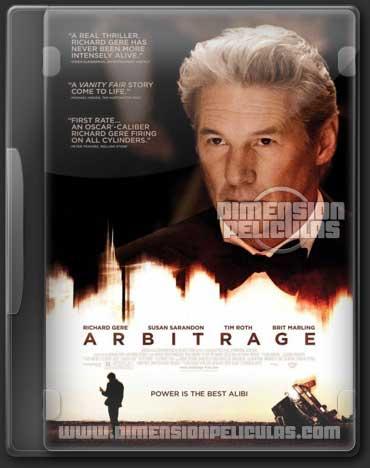 Arbitrage (BRRip HD Inglés Subtitulada) (2012)