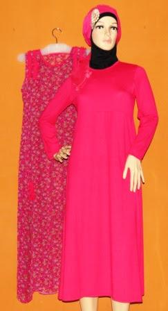 Gamis Murah Surabaya Gkm4539 Grosir Baju Muslim Murah