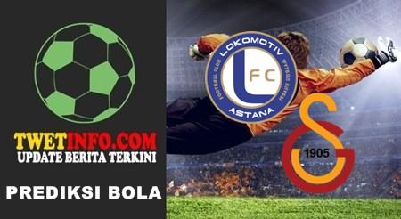 Prediksi Astana vs Galatasaray