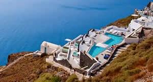 Grace Santorini Hotel - Santorini, Grécia, Greece