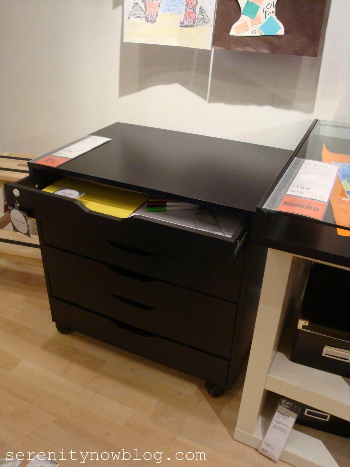 serenity now home organizing ideas from my ikea shopping