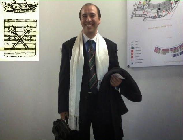 Costantino Mazzanobile, presidente dell'associazione ALOE SOLIDALE MISSION ONLUS è L'ACCADEMIA DELLE SCIENZE NATURALI