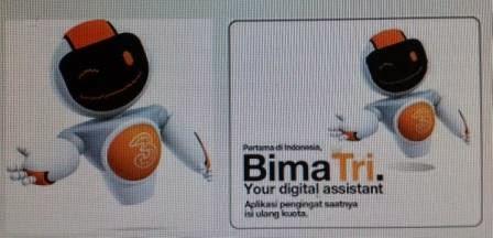 Bima Tri - Aplikasi Untuk Mempermudah Layanan Internet 3