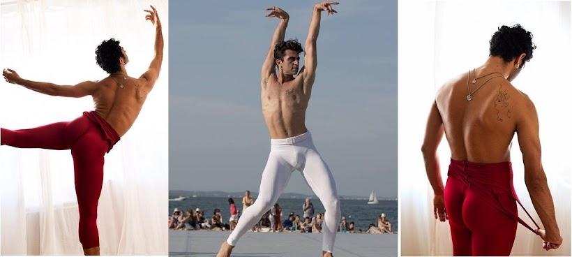 Danseur Sohrâb Chitan