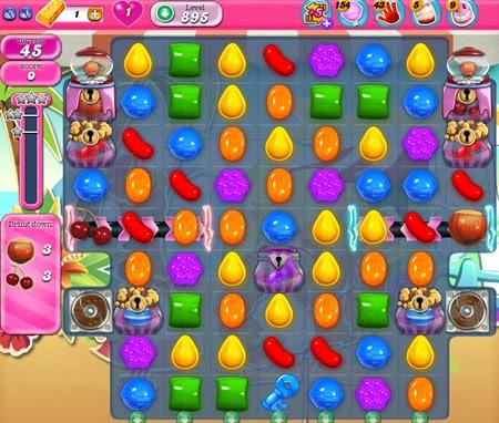 Candy Crush Saga 895