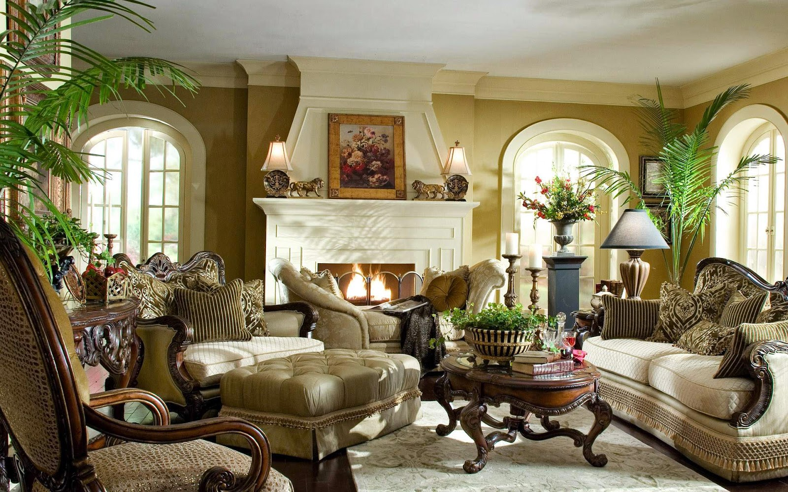 Living Room Beautifully Decorated Homes beautiful houses pictures charming homes decoration pictures