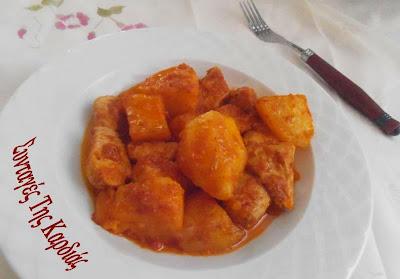 Κοτόπουλο πατατάτο