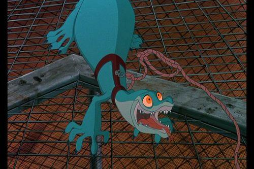 "Disney movie ""The Rescuers Down Under"" 1990 animatedfilmreviews.blogspot.com"