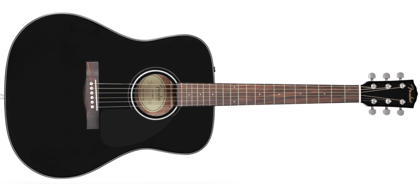 gitar akustik fender cd60