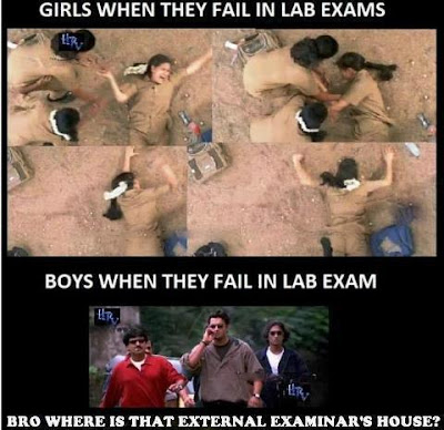 When Girls Fail Vs When Boys Fail