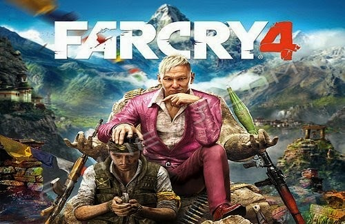 Far Cry 4 - Announced For Playstation 4 And PC