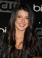 Shenae Grimes CW Premiere Party