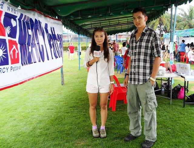 Интервью моей тайской коллеги Pattaya People