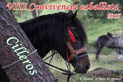 VIII CONVIVENCIA CABALLISTA 2015