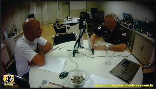 Entrevista Insp. Gilson Menezes - Comandante Geral GCM/SP