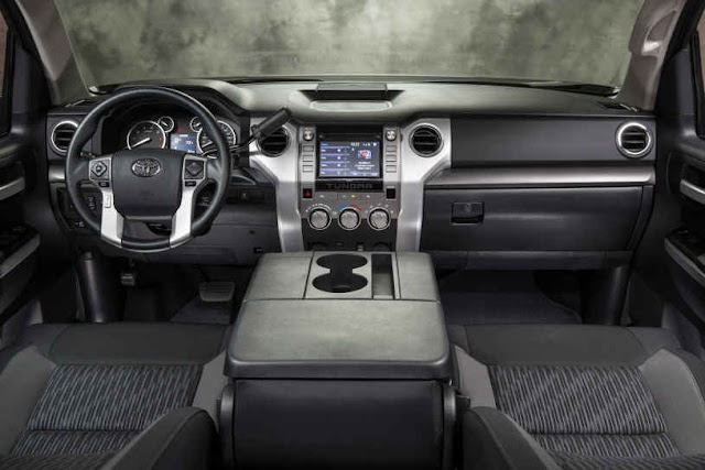 Next 2016 New Toyota Tundra Edition interior