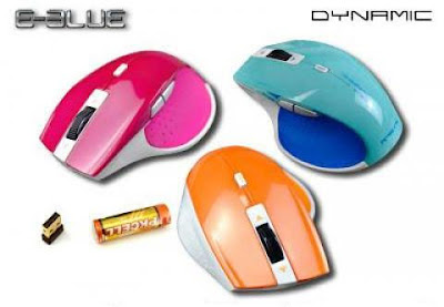 Mouse E-Blue Dynamic 2.4G Wireless by SANDYTACOM