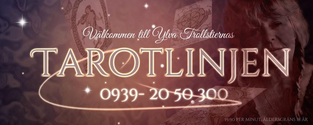 TAROTLINJEN~Bli spådd i tarot via telefon på Tarotlinjen: vägledning, rådgivning, tarotkort, spådom.