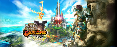 Download Gratis Monster Hunter explore (Japan Language)