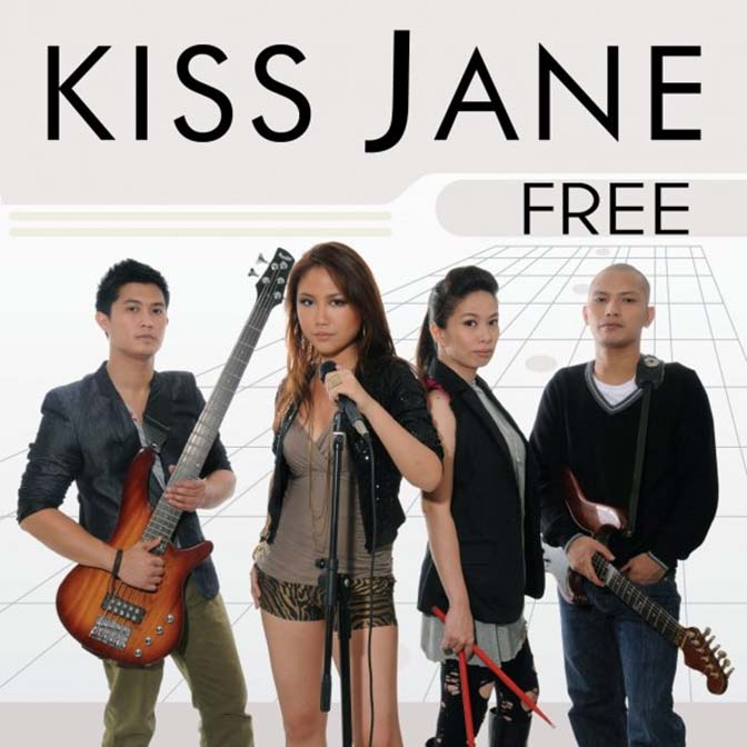 Kiss Jane Album Kiss Jane Hit-making Pop Band