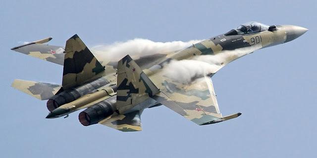 Kirim 28 jet tempur varian Sukhoi