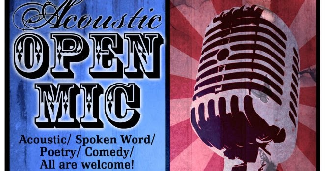 Acoustic Open Mic Long Island