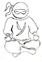 sudden death ninja meditation insight