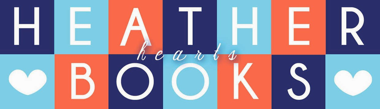 heather hearts books