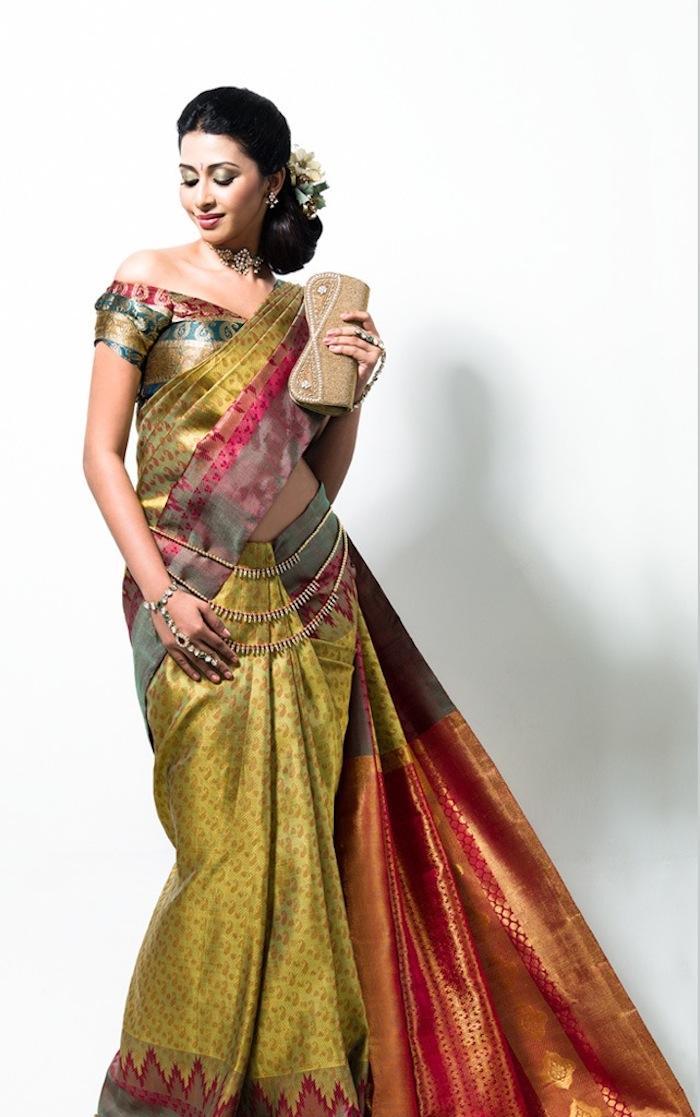 Aura Bridal Sarees Wedding Silk Sarees