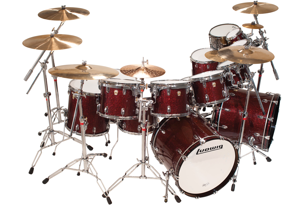 Classic Ludwig Drum Sets Ludwig Drum Set Classic