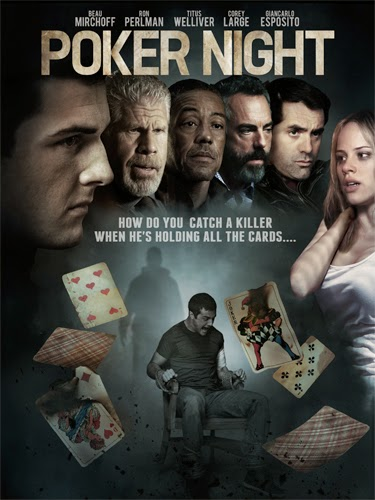 Poker Night (2014) Poster