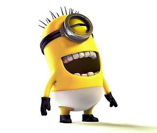 Gambar Animasi Minion Despicable Me 9