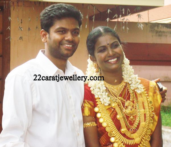 Bineetha Gold Wedding Jewellery