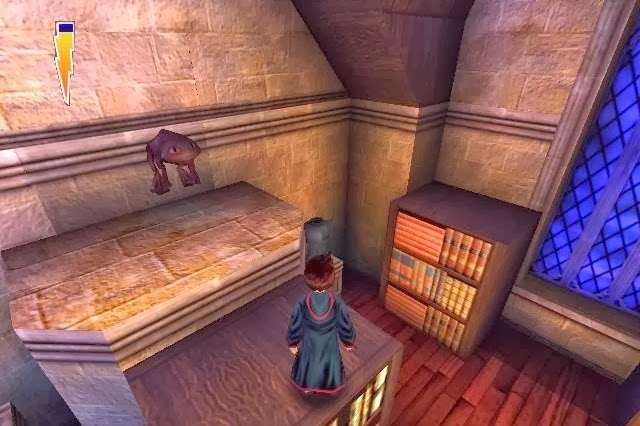 Harry Potter And The Sorcerer's Stone Game Free Download Full Version For PC
